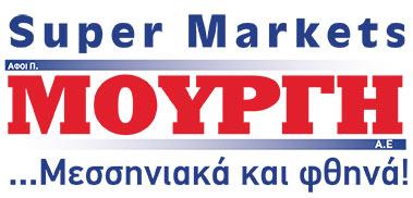 SUPER MARKET ΜΟΥΡΓΗΣ LOGO